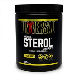 Natural Sterol Complex - 180 Tablets