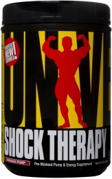 Shock Therapy Pre-Workout Pump & Energy Supplement- Hawaiian Pump - 42 Servings