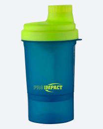 Super Shaker Glass Small with Storage Cap No. 3